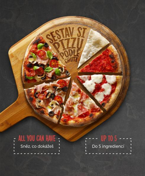 Pizza your way