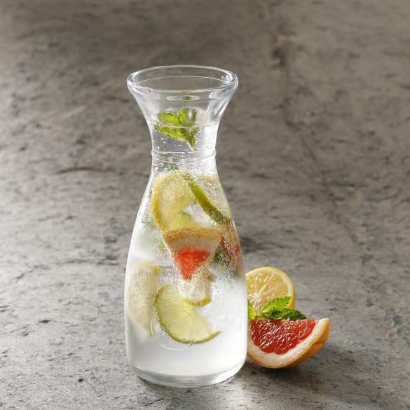 Water carafe with citrus 0,75l