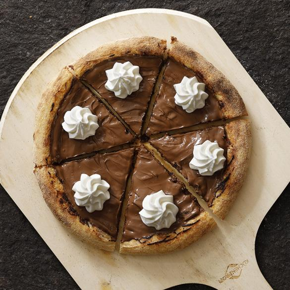 Pizza Dolce Nutella
